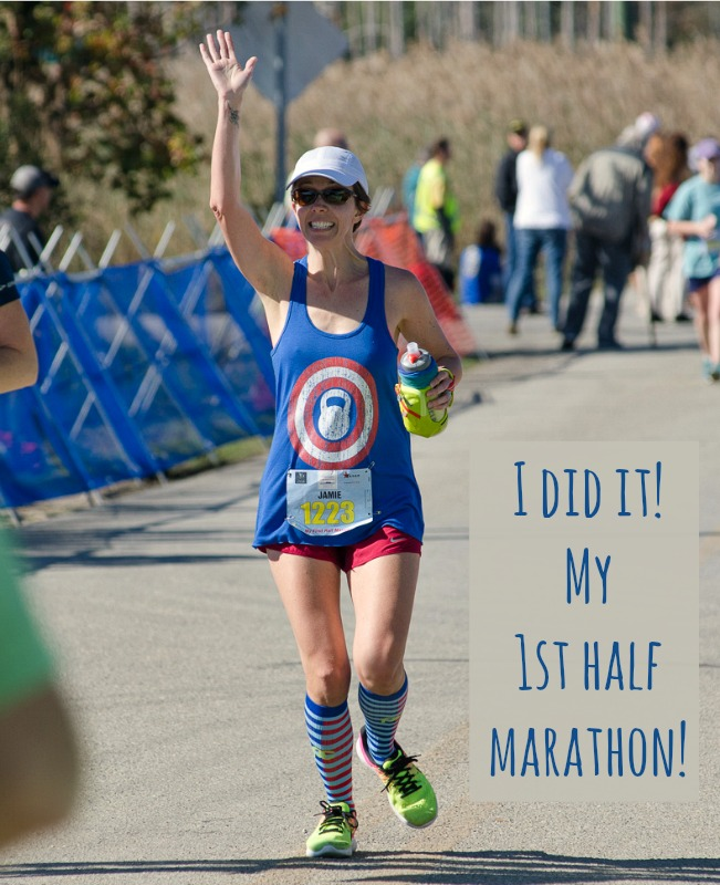 race recap: my first half marathon