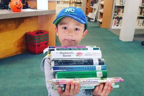 A Thanksgiving update: babies & books!