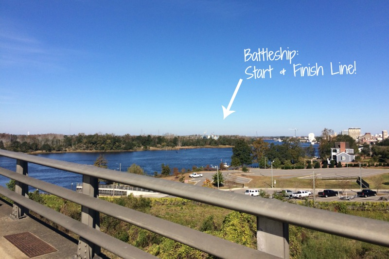 bridge view battleship