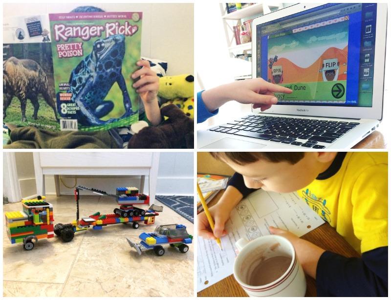 elementary homeschooling