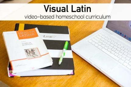 Visual Latin curriculum review