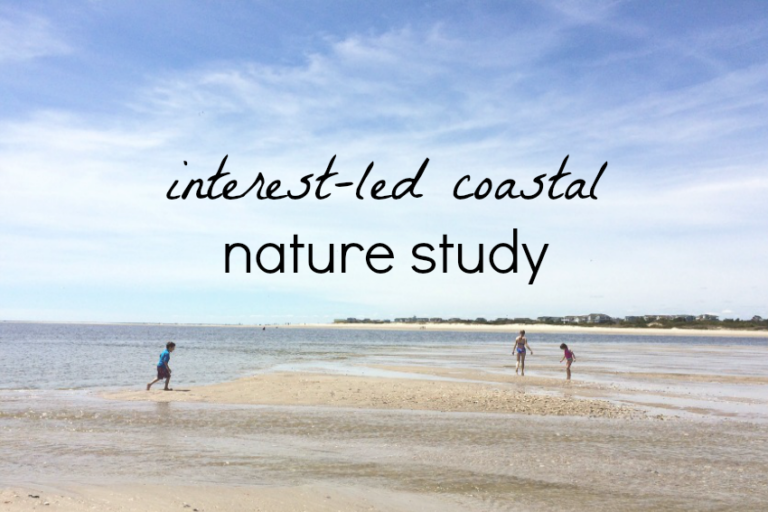 interest led nature study