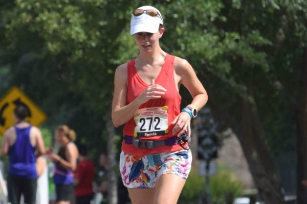 How to run {safely} in HOT weather