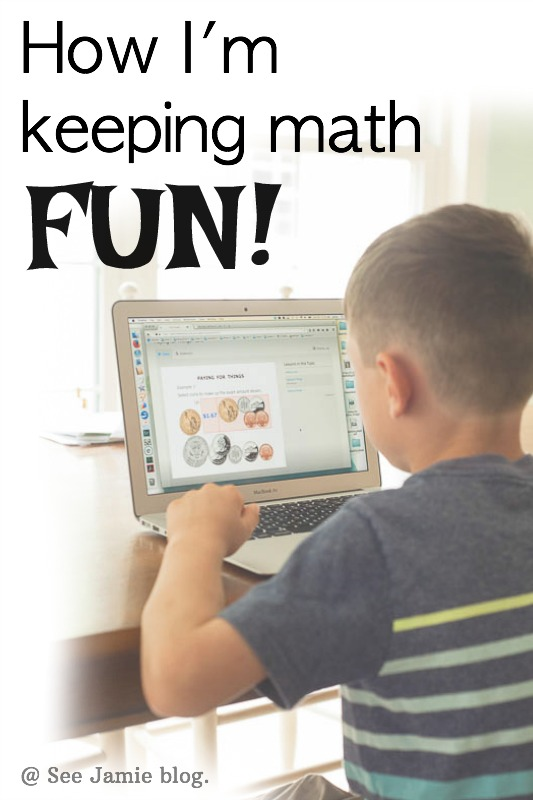 keeping math fun at seejamieblog.com