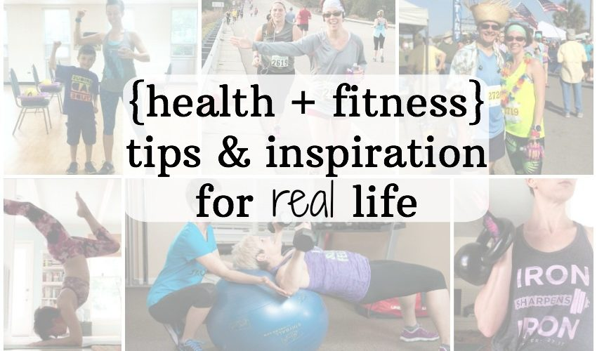 November fitness tips + inspiration