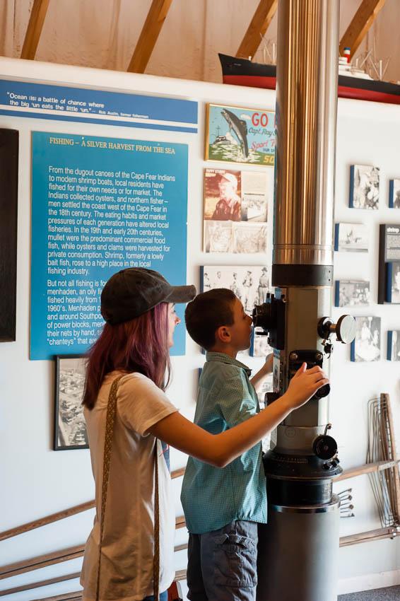 maritime museum periscope