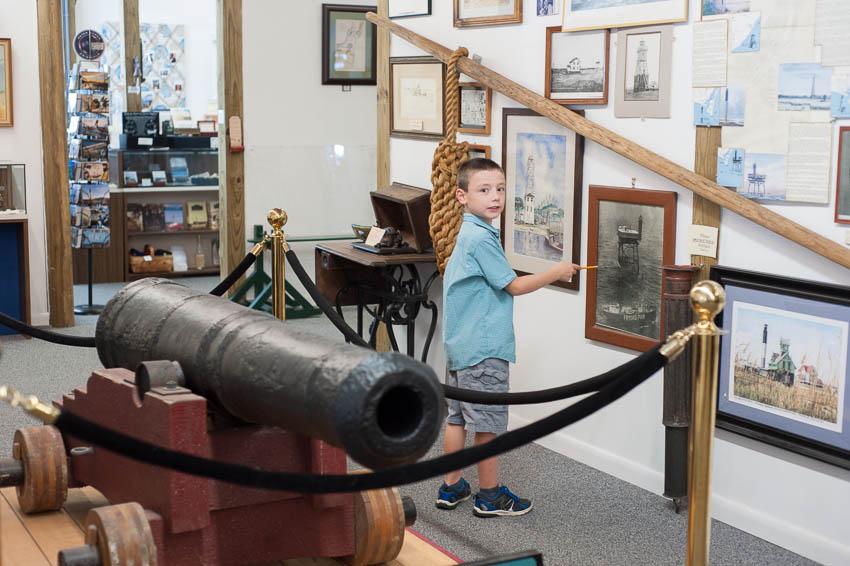 NC Maritime Museum scavenger hunt