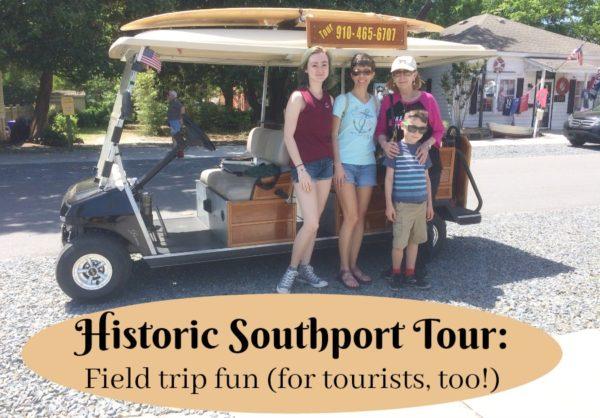 historic Southport Tour