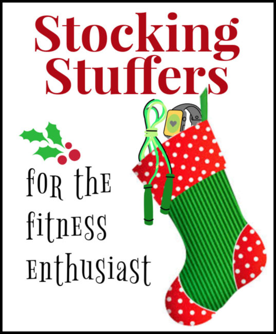 stocking stuffer gift ideas for fitness enthusiasts