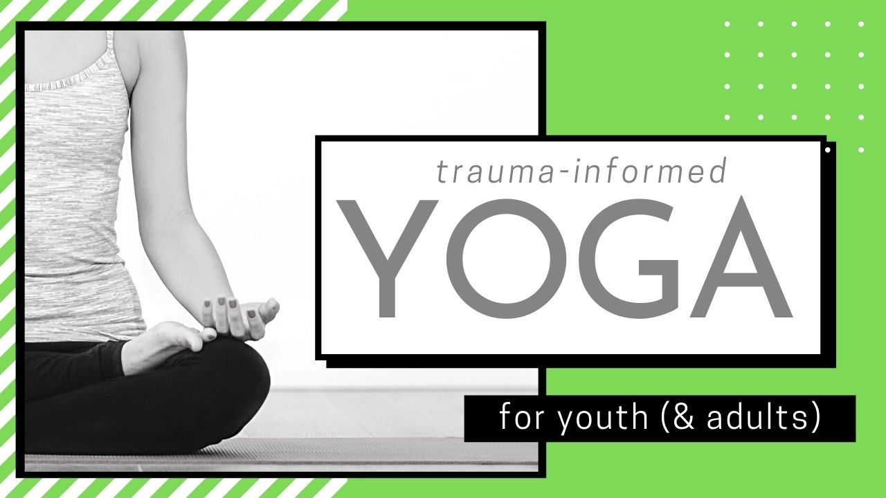 Yoga helps kids with trauma & anxiety