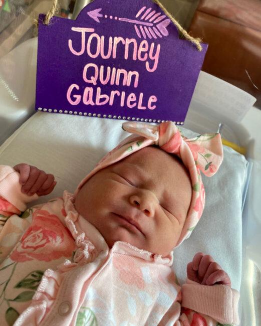 my new grandbaby Journey